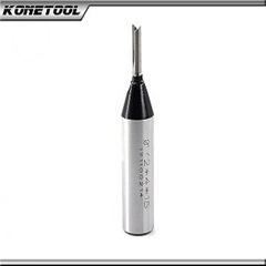 Standard Carbide Tipped Straight Router Bits