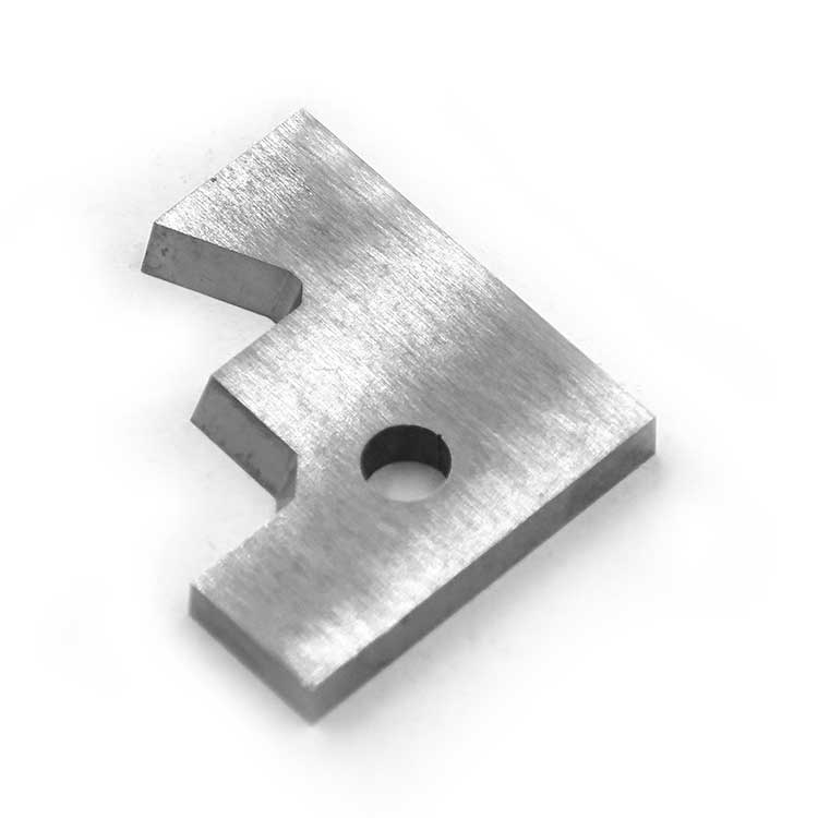 Carbide Single Tongue & Groove Lock Mitre Insert for Cutterhead