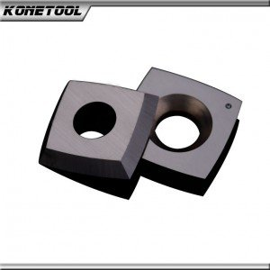 Square Tungsten Carbide Insert Cutter