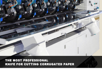 Tungsten Carbide Paper Slitter Cutter blade---The Most Professional knife for cutting corrugated paper