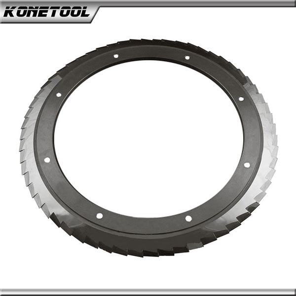 Carbide Serrated Circular Knives