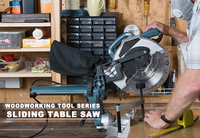 Woodworking Tool Series—Sliding Table Saw
