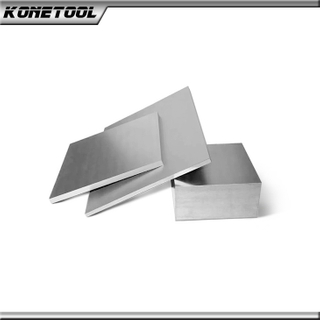 Solid Tungsten Carbide Plate Blanks